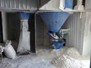 康达保温材料厂房